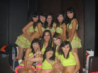 Foto Dancer Klub Malam di Indonesia 5