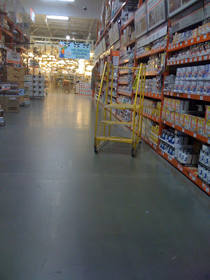 home depot aisle image search results Home Depot Empty Aisle