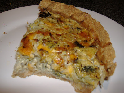 Easy quiche recipes with 1 milk