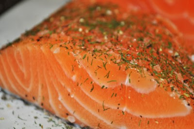 how to cook salmon with tin foil