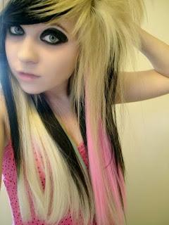Totalhair Emo Hairstyles For GIRLS - Gaya rambut pendek emo