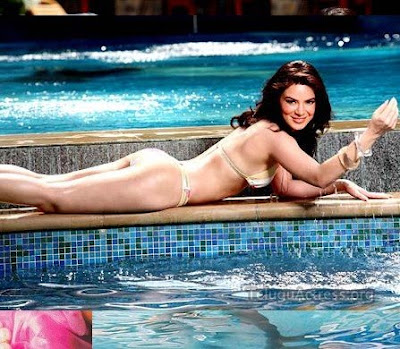 urvashi sharma in bikini