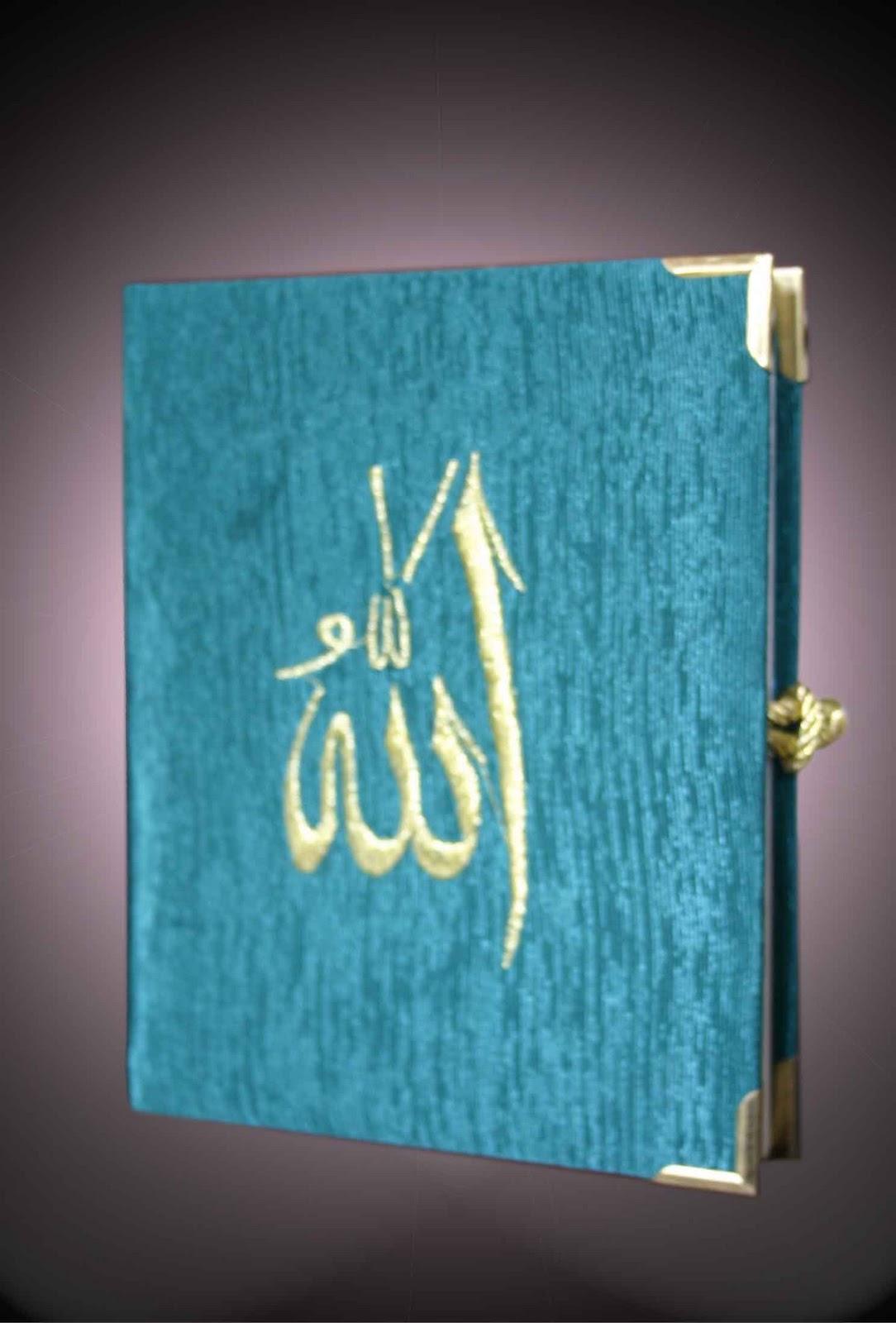 Cover Yasin,Cover Al-Qur' an, Cover Buku Tamu, Maj' mu Syarif,