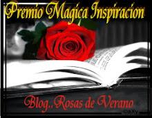 PREMIO MAGICA INSPIRACION.