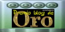 Premio Blog Oro