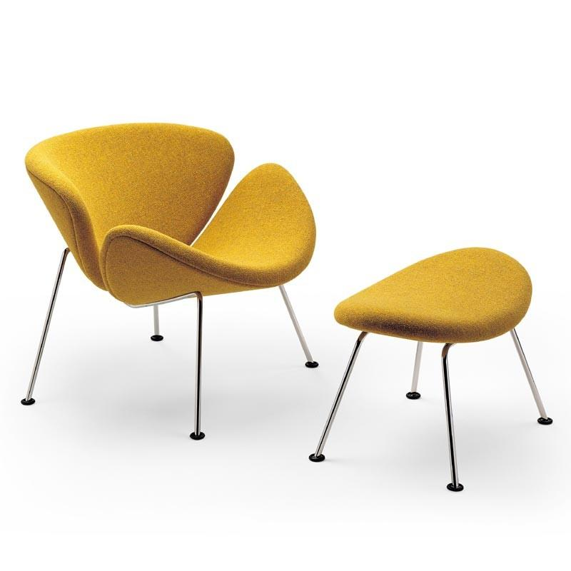 Neudecor orange slice chair by pierre paulin for artifort for Replica bauhaus