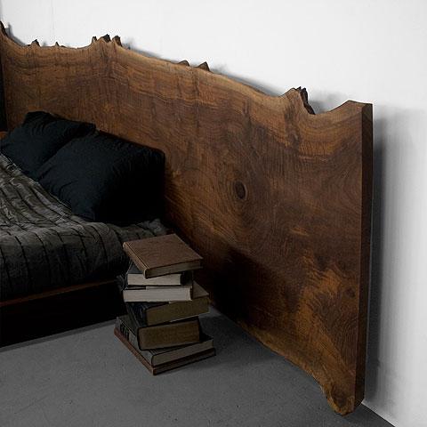 Neudecor st pierre bed designed by uhuru for Bed slab