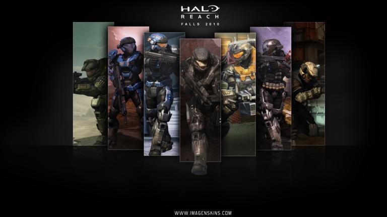 halo reach wallpaper. Halo Reach Windows 7 Themes