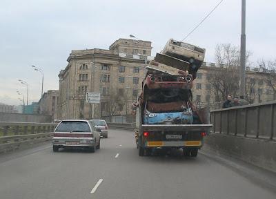 Logistics in Russia