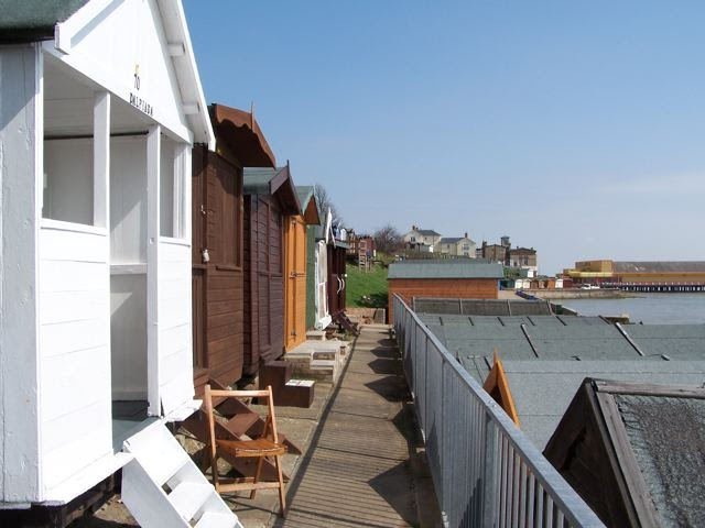 Shedworking Best Beach Huts In The Uk