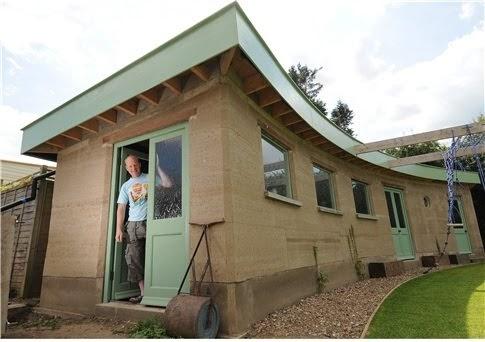 Shedworking How To Make A Dirt Cheap Garden Office