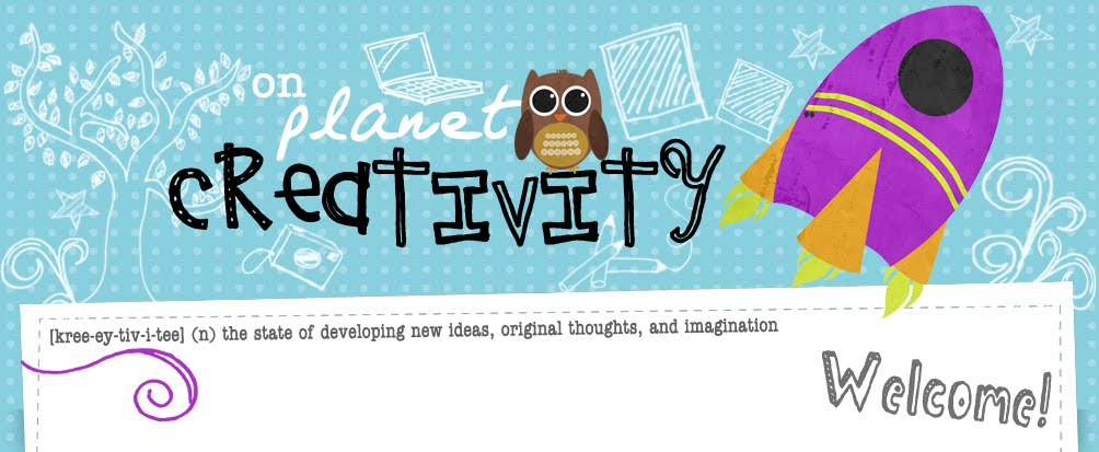 On Planet Creativity