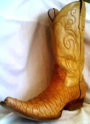 Botas de pieles exoticas - Mèxico-Leòn-Guanajuato