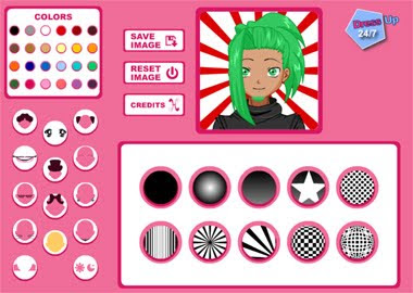 Click aquí para abrir anime avatar creator