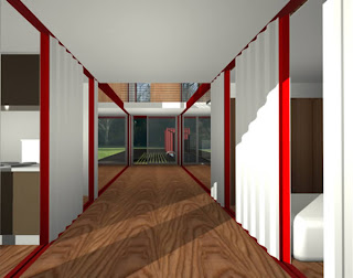 Container homes container terminal shipping container homes custom homes mobile homes container - Lot ek container home kit ...