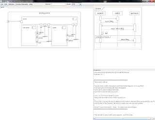 Uml class diagrams editor programming addicted umlet is a simple java based uml editor that allows to build not only class diagrams but use case activity sequence etc screenshots may be found at ccuart Gallery