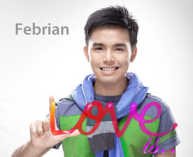Febrian - Love Is (Full Album 2010)