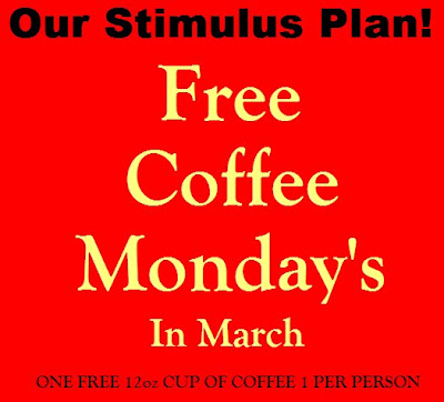 Bakery Las Vegas NV For The Month Of March We Will Be Offering A Free Cup Coffee Its Our Stimulus Plan Everyone In Area