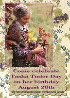 Tasha Tudor Day