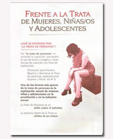 No a la trata de mujeres