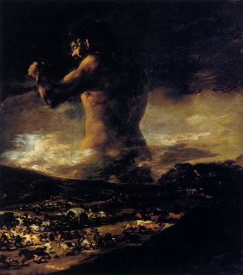 The Black Paintings by Francisco Goya - YouTube