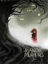 Le Manoir des murmures T.1 Sarah (nov 2007)