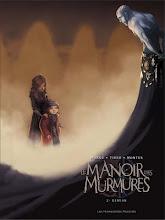 Le Manoir des murmures   T.2 Demian (nov 2008)