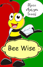 Bee Wise: New Button, New Schedule