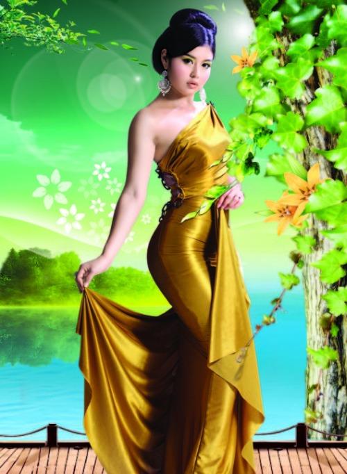 Melody - Myanmar People