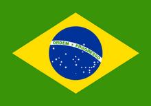Sou brasileira com orgulho!