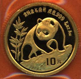 1990 PANDA Bear