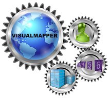 Visualmapper Logo