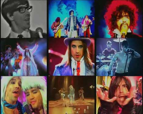 RED HOT CHILI PEPPERS DANI CALIFORNIA LYRICS