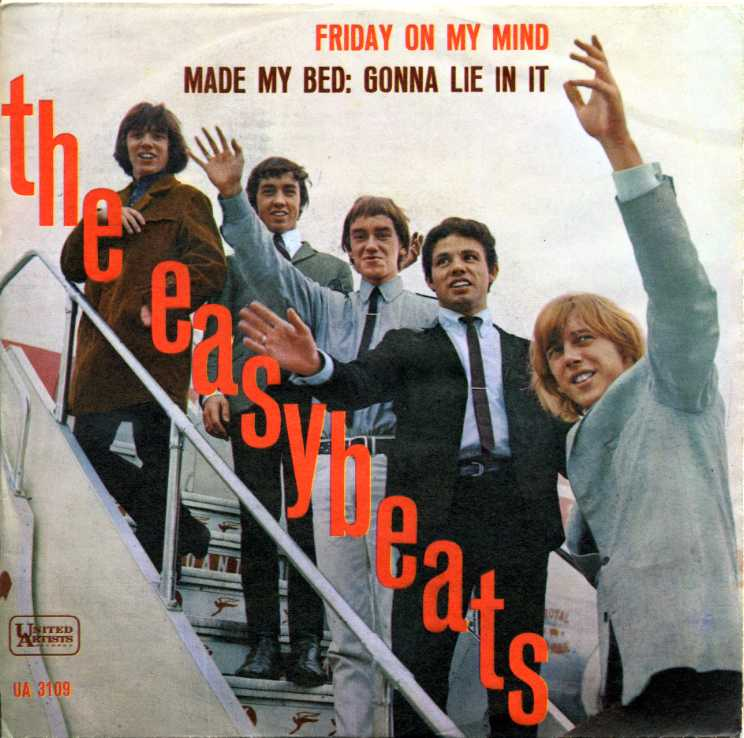 The Easybeats Made My Bed Gonna Lie In It