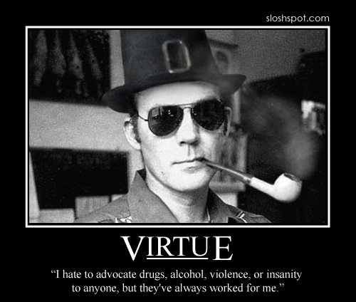 Big Ben\'s Blog: Wednesday Quotes #5: Hunter S. Thompson (the ...