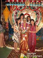 Shu-Yin, Mun Yi, Soma, Jas & Mindy