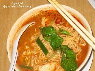Tom Yam Maggi Soup