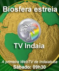 Biosfera na WebTV Indaia