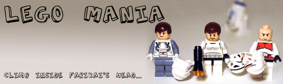 Fairkai's Lego Mania