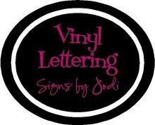 Jodi's Vinyls