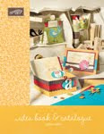 Stampin' Up! UK Idea Book & Catalogue 2009/10
