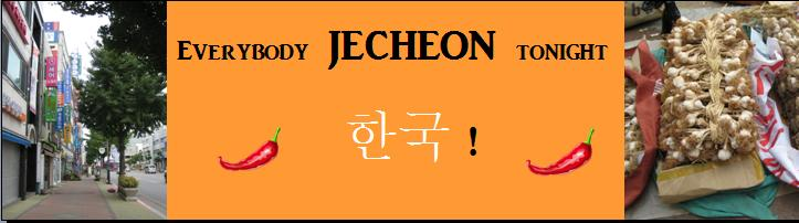 everybody JECHEON tonight