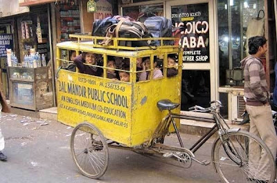 school bus / transporte escolar