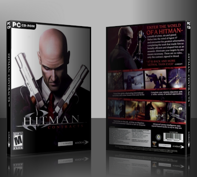 Hitman.3.Contracts.DVD.Case Hitman 3 Contracts [Full] [Español]