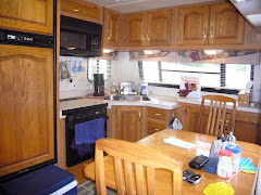 New trailer kitchen