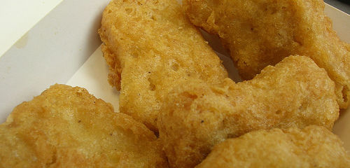 Weight Watchers Labels Mcdonalds Chicken Mcnuggets As Healthy