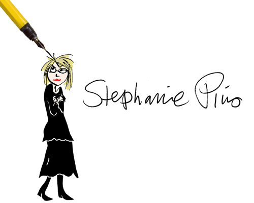Stephanie Piro's Cartoon Blog