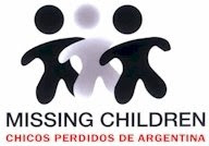 Autorizada por Missing Children Arg.