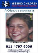Fernanda Aguirre.