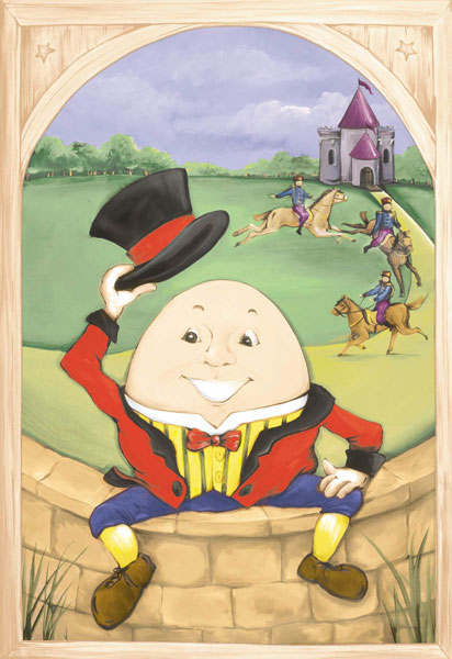 EI-based GC-MS is not unlike the kid's fariy tale of Humpty Dumpty, but instead of the King's Horses and Men, it is the mass spectroscopist. Can she or he put the ions all back together again?